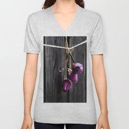 Clothesline Unisex V-Neck