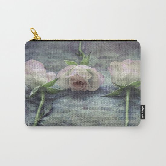Three roses  III Carry-All Pouch