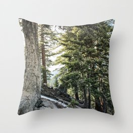Sunsets with You Throw Pillow