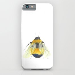 it a bee. iPhone Case