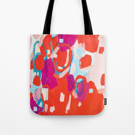 Color Study No. 7 Tote Bag