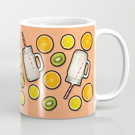 Summer fruit #society6 Coffee Mug