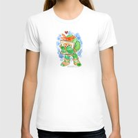 teenage mutant ninja turtles T-shirts featuring Teenage Mutant Ninja Turtles Hug by Super Group Hugs