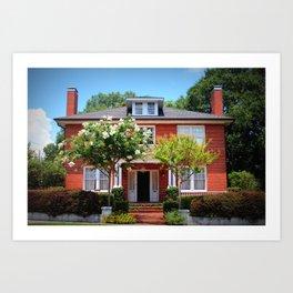 Location House Art Print