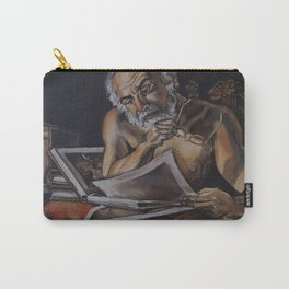 Pensive Lately Carry-All Pouch