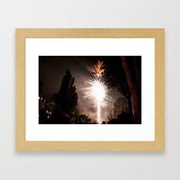 Remember remember... Framed Art Print