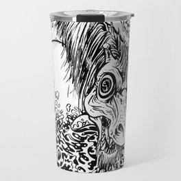CADBOROSAURUS WILSI MONSTER Travel Mug