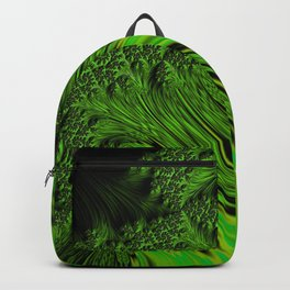 Green Neon Backpack