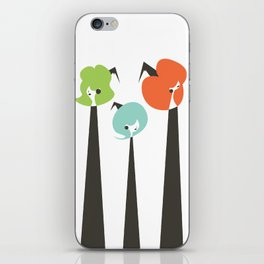 Three Witches Observe iPhone Skin