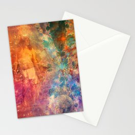 Journey Through The Unknown Stationery Cards