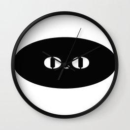 Zero Point Zero Wall Clock
