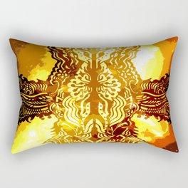 Heavenly Cross Rectangular Pillow