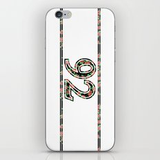 EST   Floral iPhone & iPod Skin