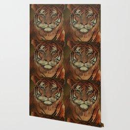 """ Tiger "" Wallpaper"