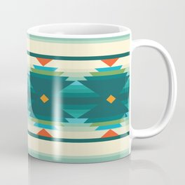 American Native Pattern No. 160 Coffee Mug