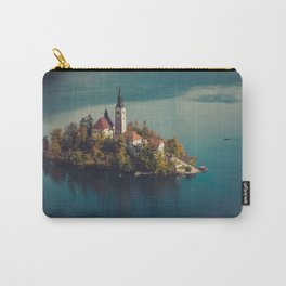Land Of The Church Carry-All Pouch