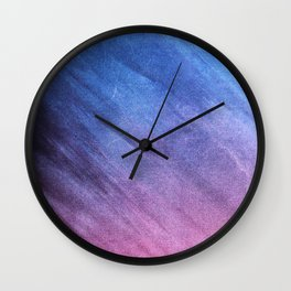 And then Wall Clock