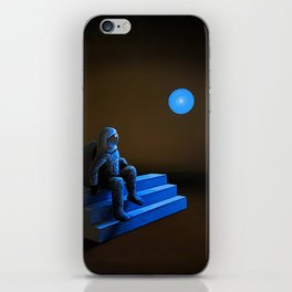 The Bright Side iPhone Skin