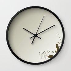 BREATH 숨 Wall Clock