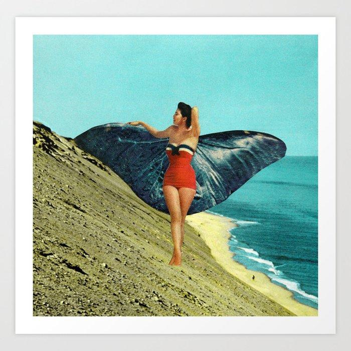 Wings Art Print