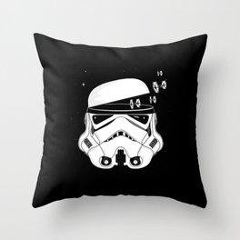 Storm Base Throw Pillow