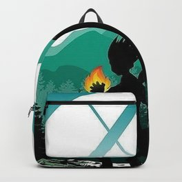 Gon and Zoldyck Backpack