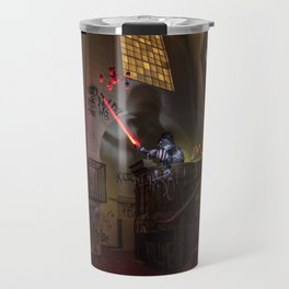 """Welcome To """"The Force Church""""  Travel Mug"""