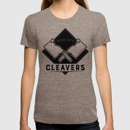 rose city cleavers T-shirt