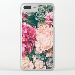 Pastel mania Clear iPhone Case