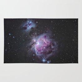 Orion Nebula Rug