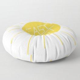 East Coast Sun Floor Pillow