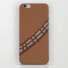 Chewie Bandolier  iPhone Skin