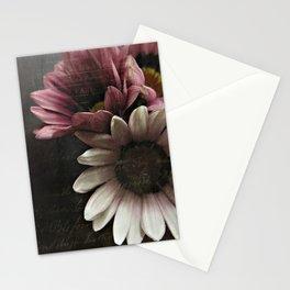 gazania flowers Stationery Cards