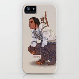 ACIII Connor iPhone Case