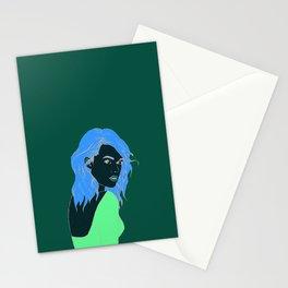 Damsel Stationery Cards