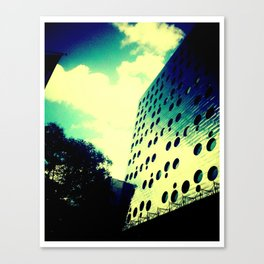 Holy HoteL. Canvas Print