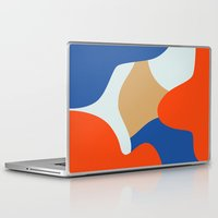 chill Laptop & iPad Skins featuring Chill by Tra Dao