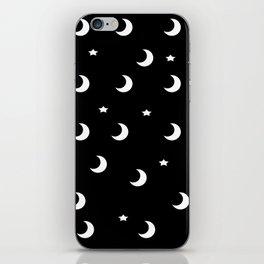 Black & White Pattern iPhone Skin