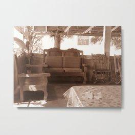 Mi Rancho Metal Print