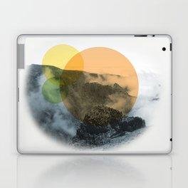 Sunrise on a mountian Laptop & iPad Skin
