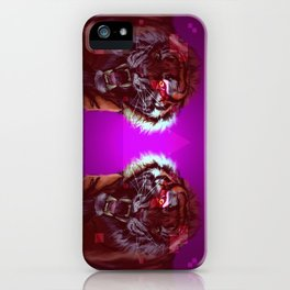 Ferocious iPhone Case