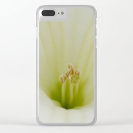 Inner Sanctum Clear iPhone Case