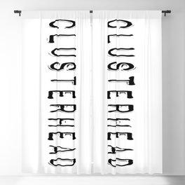 Clusterhead Blackout Curtain