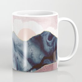 Mauve Vista Coffee Mug