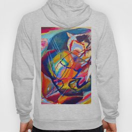 Wassily Kandinsky Improvisation III Hoody