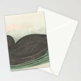 030 Antarctic Giant Petrel procellaria gigantea5 Stationery Cards