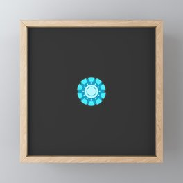 Iron Core Framed Mini Art Print