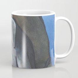 Bad Fit - Elephant in a tree Coffee Mug