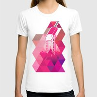 popsicle T-shirts featuring Raspberry Popsicle by Spires