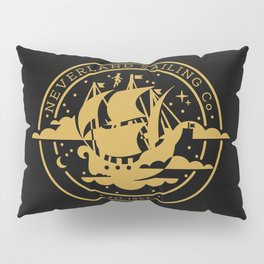 Neverland Sailing Co. Pillow Sham